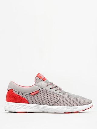 Supra Hammer Run Cipők (grey red)