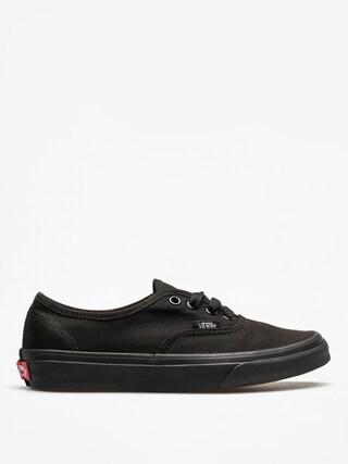 Vans Authentic Cipők (black/black)