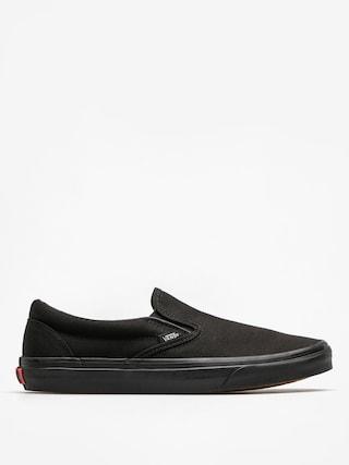 Vans Classic Slip On Cipők (black/black)