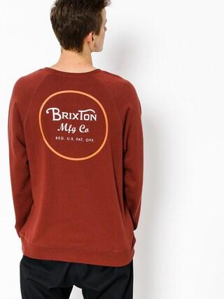 Brixton Wheeler Pulu00f3ver (brick)