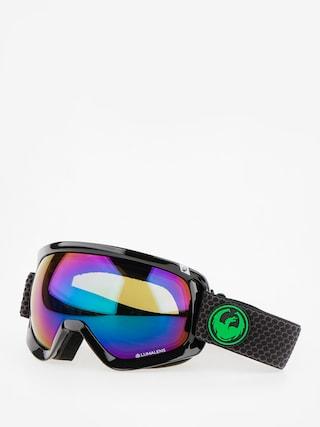 Dragon D3 Snowboard szemu00fcveg (split/lumalens green ion/lumalens amber)
