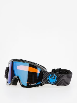 Dragon DX2 Snowboard szemu00fcveg (split/lumalens blue ion/lumalens amber)