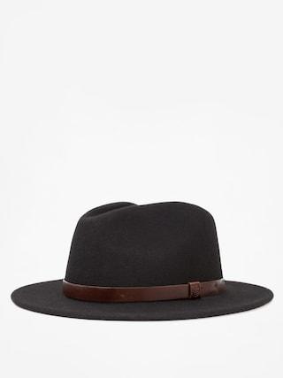 Brixton Messer Fedora Kalap (black)