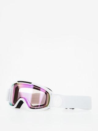 Dragon DX2 Snowboard szemu00fcveg (whiteout/lumalens pink ion/lumalens dark smoke)