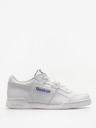 Reebok Workout Plus Cipu0151k (white/royal)