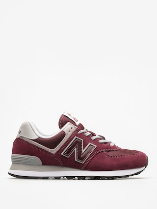 New Balance 574 Cipők (burgundy)