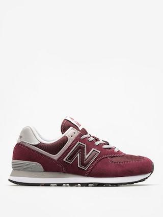 New Balance 574 Cipu0151k (burgundy)