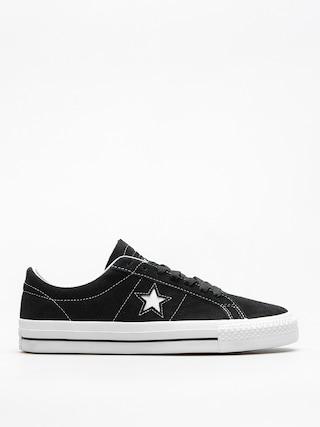 Converse One Star Pro Refinement Ox Cipők (black)