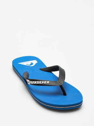 Quiksilver Molokai Flip-flop papucsok (black/blue/black)