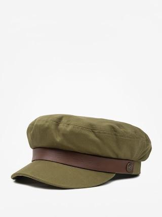 Brixton Fiddler Flat cap (army)