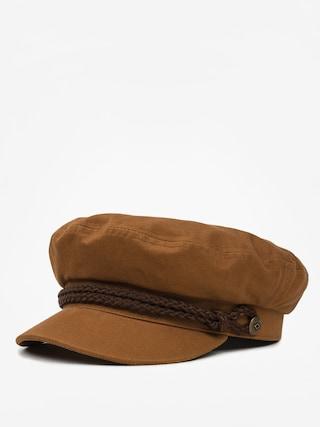 Brixton Fiddler Flat cap (cumin)