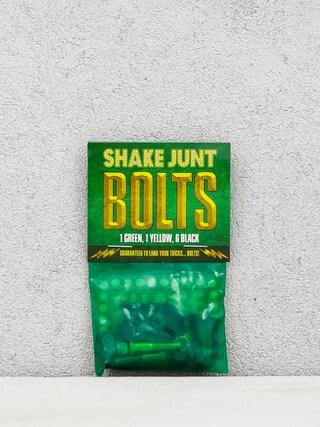 Shake Junt Bolts Allen Csavarku00e9szlet (black/green/yellow)