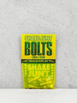 Shake Junt Bolts Phillips Csavarku00e9szlet (green/yellow)