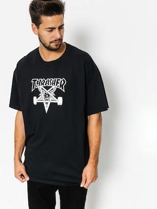 Thrasher Skate Goat Ujjatlan felsu0151 (black)