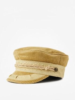 Brixton Albany Wmn Flat cap (mustc)