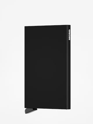 Secrid Cardprotector Pu00e9nztu00e1rca (black)
