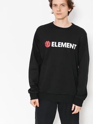 Element Blazin Crew Pulu00f3ver (flint black)