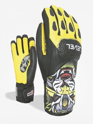 Level Sq Jr Cf Kesztyu0171 (yellow)