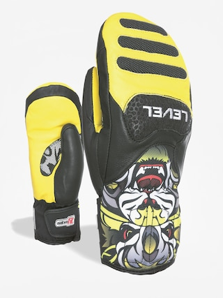 Level Sq Jr Cf Mitt Kesztyu0171 (yellow)
