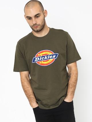 Dickies Horseshoe Ujjatlan felsu0151 (dark olive)