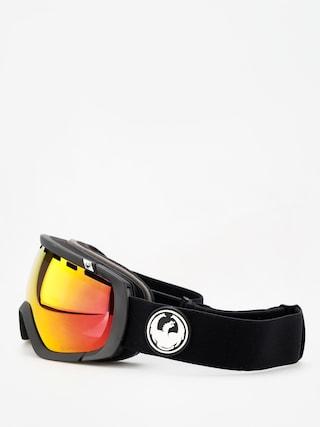 Dragon Rogue Snowboard szemu00fcveg (black/lumalens red ion/l rose)