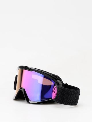 Dragon DX2 Snowboard szemu00fcveg (split/lumalens purple ion/lumalens amber)