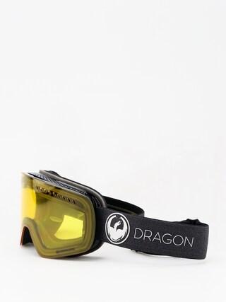 Dragon NFXs Snowboard szemu00fcveg (echo/photochromic yellow)
